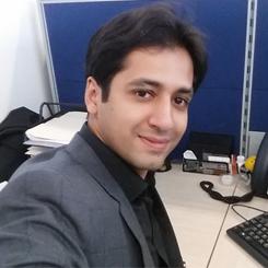 Eng. Muhammad Hamad Sajjad